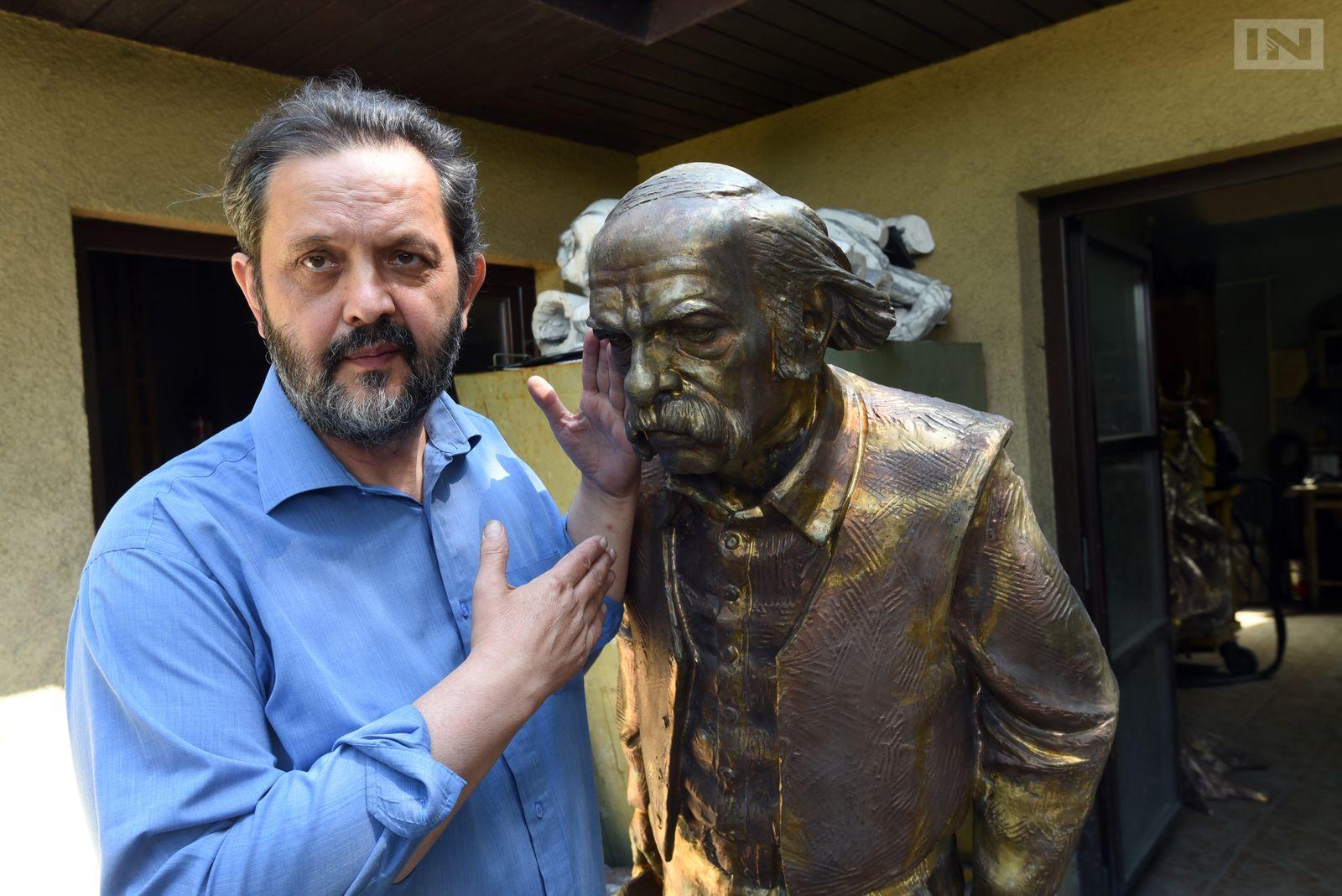 Pomnik Bohdana Smolenia. Co z nim zrobić? Fot. Marek Lasyk – Galerie
