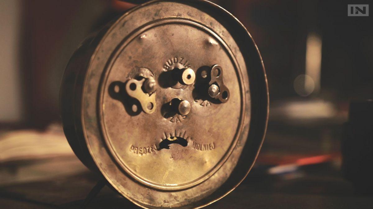 kultowy zegarmistrz